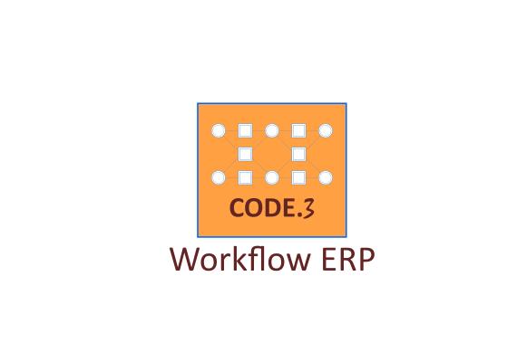 CODE.3 Workflow-ERP